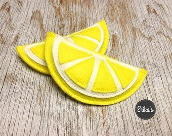 Lemon Toy with organic catnip - lemon for cats