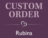 CUSTOM LISTING for Rubina | Cake topper | Little Man | Baby | Baby Boy | Baby Shower