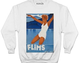 Flims Suisse 1150 Meters Sweatshirt