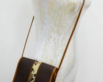 LEONARD Paris Vintage LEONARD Paris Made in Italy Sling/Crossbody Bag