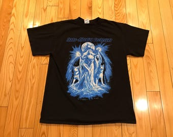 Trans Siberian Orchestra T-shirt 06' Tour Cool graphics front and back Size large unisex