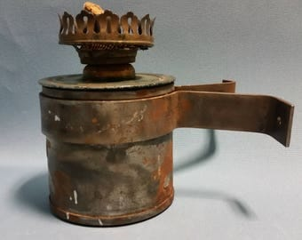 CPR Railway Lamp in CN Wall Mount Holder