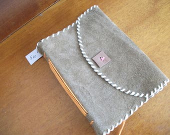 Hand-bound swede journal