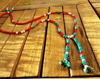 Necklace - Spirit warrior
