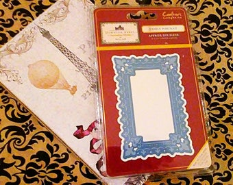 Crafter's Companion Downton Abbey Metal Cutting Templates ~Family Portrait~
