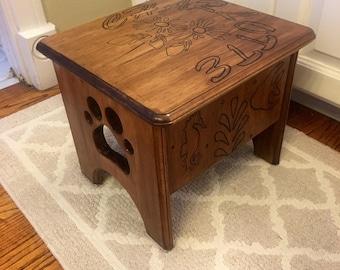 & Wooden step stool | Etsy islam-shia.org