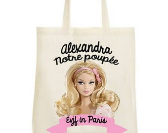 Our doll party bachelorette party bag Tote