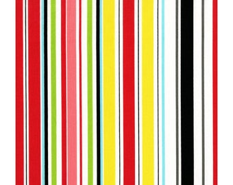 patchwork stripes Michael Miller SEASIDE STRIPE fabric