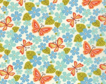 Patchwork WRENS & FRIENDS fabric for Moda