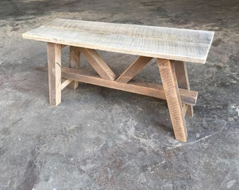 "36"" Rustic Bench"