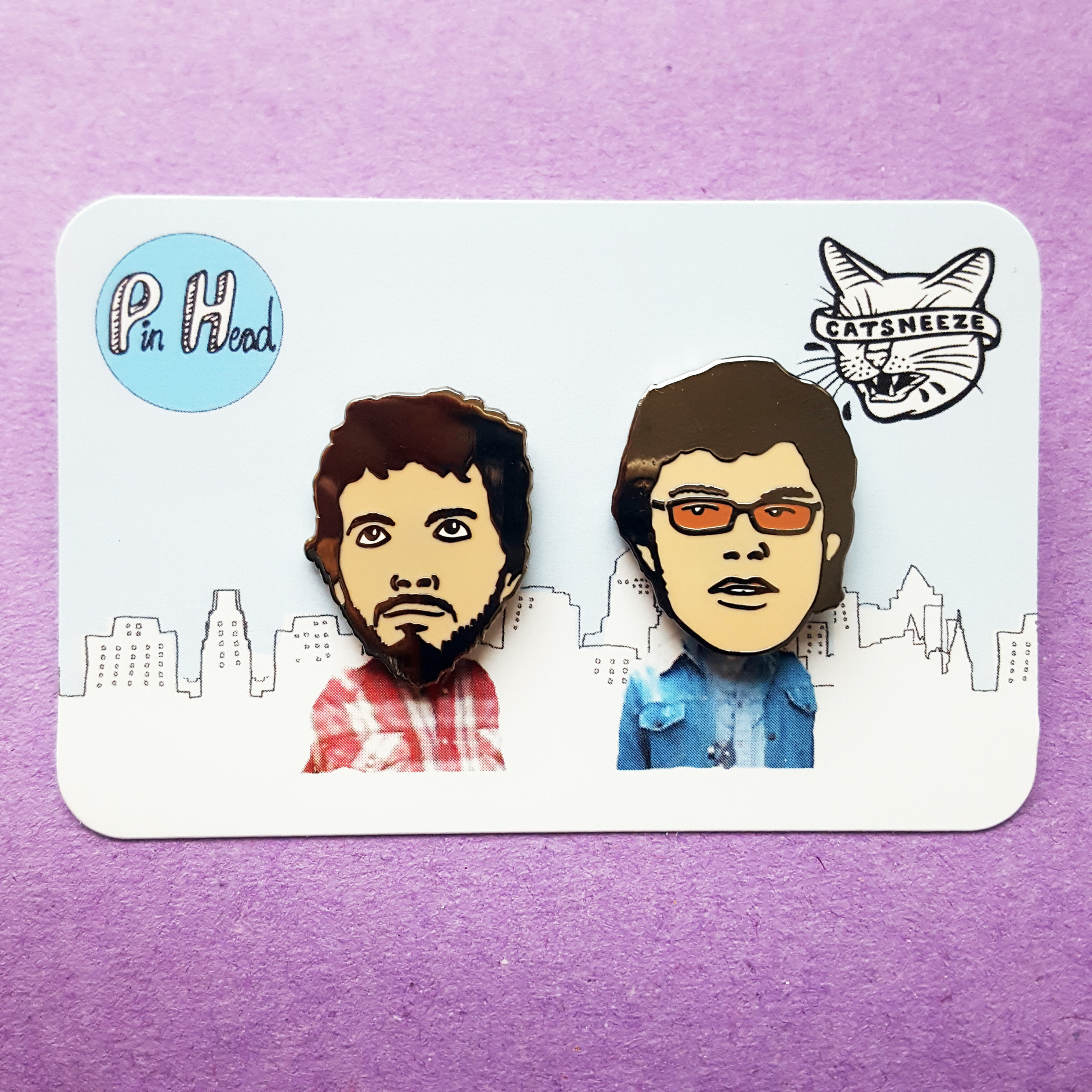 Flight Of The Conchords Business Time