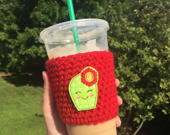 Coffee cosy - Cup cosy - Knit cosy - Coffee cozy - Coffee sleeve - Coffee cup cozy - Cup cozy - Knit cozy - Cup sleeve - Coffee cup sleeve