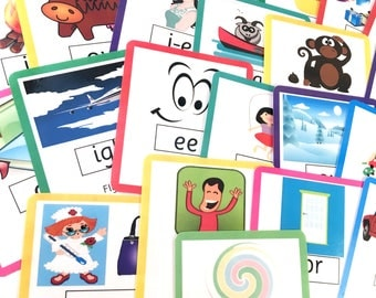 Phonics, Speed sounds sets 2 & 3 flash cards, Reception, Learning cards, Year 1, Teaching resource, blending words, KS1
