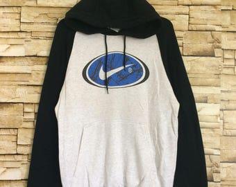 Sale Vintage NIKE big logo hoodies jumper