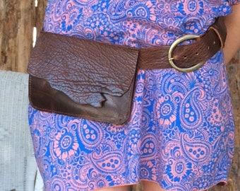 Bison pocket belt / fesival belt