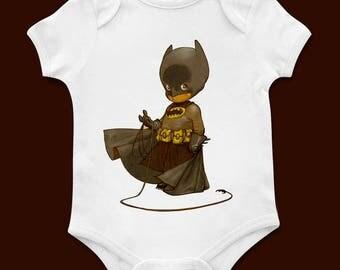 Batman onesie batman bodysuit my dad is the batman baby batman baby onesie batman baby shower personalized baby onesie baby girl onesie negle Choice Image
