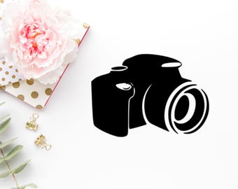 Camera Svg - Camera Png - Camera Dxf - Photographer Cut File