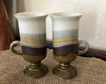 Set of 2 Padilla espresso cups/mugs