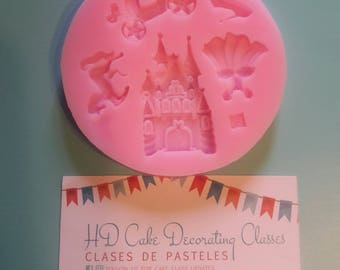 Princess Silicone Mold