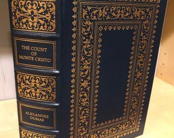 Easton Press Count of Monte Cristo by Alexandre Dumas 100 Greatest