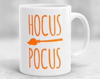 Hocus Pocus Mug, Halloween Mug, Fall Mug, Witches Mug, Halloween Coffee Mugs, Halloween Gift P115