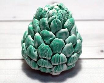 Mold pine cone