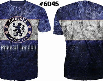 New ultramodern 3D  High Quality  Print Fans  short Sleeve t-shirt Chelsea