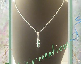 globe necklace