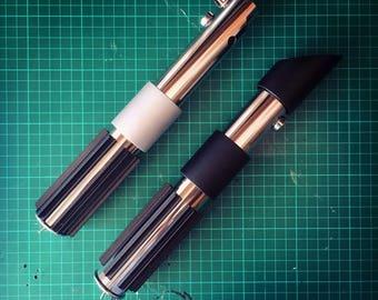 Darth vader inspired hilt crafted Lightsaber LED