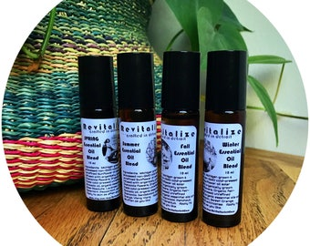 Essential Oil Blend Roll On / Aromatherapy