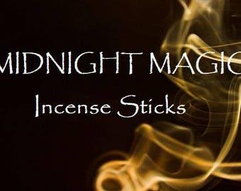 Incense Sticks: MIDNIGHT MAGIC