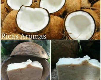 Coconut SOAP #coconutsoap