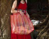 4 LARGE Market Bags, Bolsa de Mercado, Multi-use bag, Market bag, Recyclable bag, Beach bagi