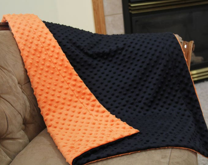 Minky Baby Blanket, Boy Minky Blanket, Ready to Ship, Newborn Boy Blanket, Boy Baby Blanket, Blanket for Baby Boy, Infant Blanket