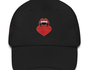 Heart Eater Dad hat