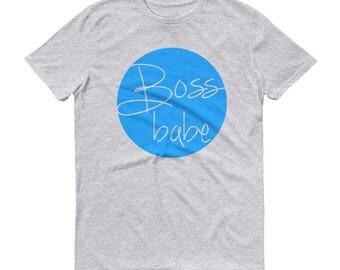 Boss Babe Tee | Boss print | Boss Life tee | Small business owner tee | Side Hustle Tee | Girlboss | Side Hustle