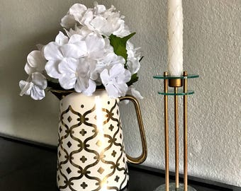 Mid Century Modern Candle Stick Holder