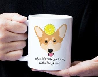 Personalized Corgi Mug, Corgi Coffee Mug, Corgi Mug, Corgi Cup, Corgi Coffee Cup, Dog Mug, Custom Corgi Mug, Corgi Mugs, Corgi Gift, Corgi