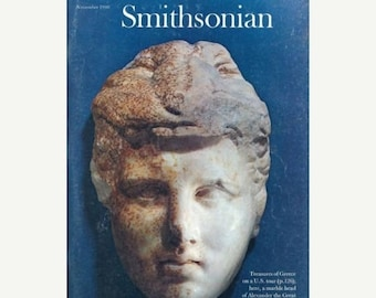 S Smithsonian Magazine November 1980