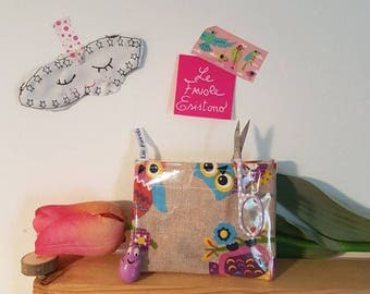 Coin purse, headphones, mini sewing, and much more