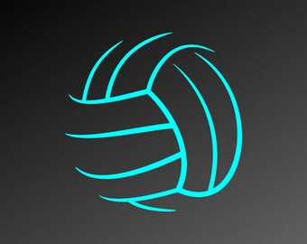 Volleyball SVG, Volleyball SVG files, Volleyball ball SVG, Vector files for Cutting, Printing, Web Design projects and much more:)