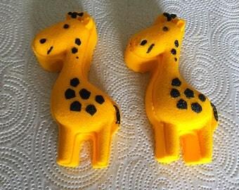 giraffe Handmade Bath Bomb