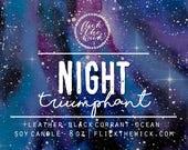 Night Triumphant - 8oz Soy Candle