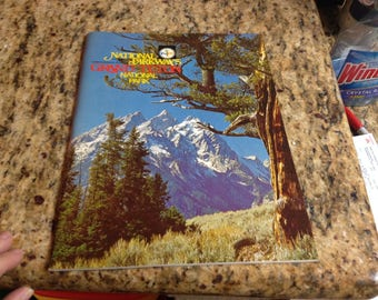 National Parkways: Grand Teton National Park Guide 1976
