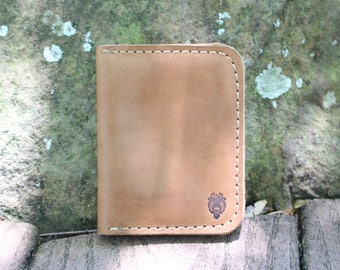 Slim Wallet, Thin Leather Wallet, Leather Wallet, Mens Wallet, Minimalist Wallet, Thin Leather Card Wallet, Handmade Wallet