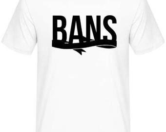 Vans turn Bans hustler tshirt apparel