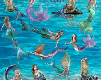 Mermaids, mermaid png,mermaid overlay, fairy tail, fantasy
