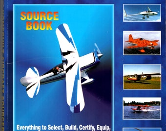 Aerocrafter: Homebuilt Aircraft Source Book (Paperback), 3rd edition