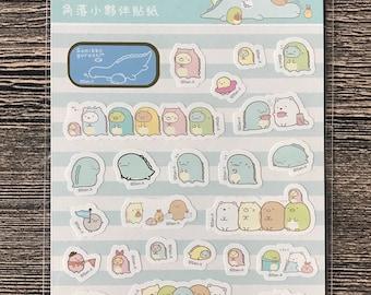 Sumikko Gurashi Stickers - San-X 2018