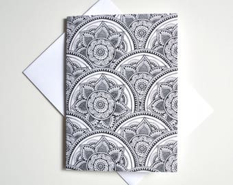 Greeting Card - Mandala